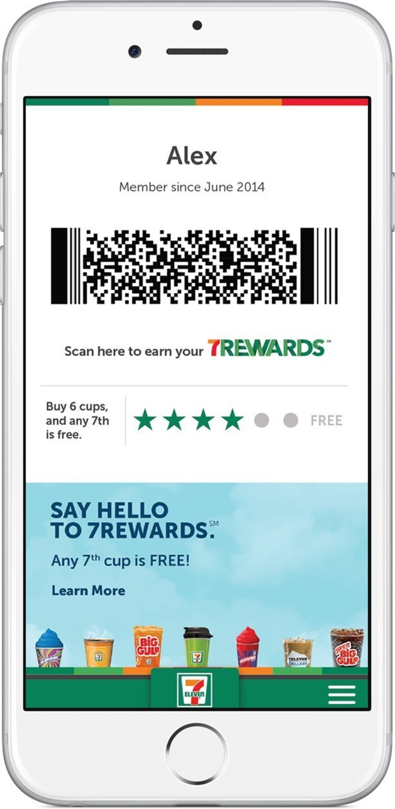 Any Cup, Any Way, Any Day: 7-Eleven® Launches 7Rewards