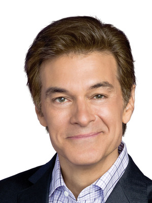 HealthCorps Founder Dr. Mehmet Oz.  (PRNewsFoto/Continental Resources)