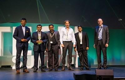 Prodapt Wins the Best Partner Award at the Liberty Global Tech Summit