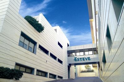 ESTEVE (www.esteve.com) is a leading pharmaceutical chemical group based in Barcelona, Spain. (PRNewsFoto/ESTEVE)