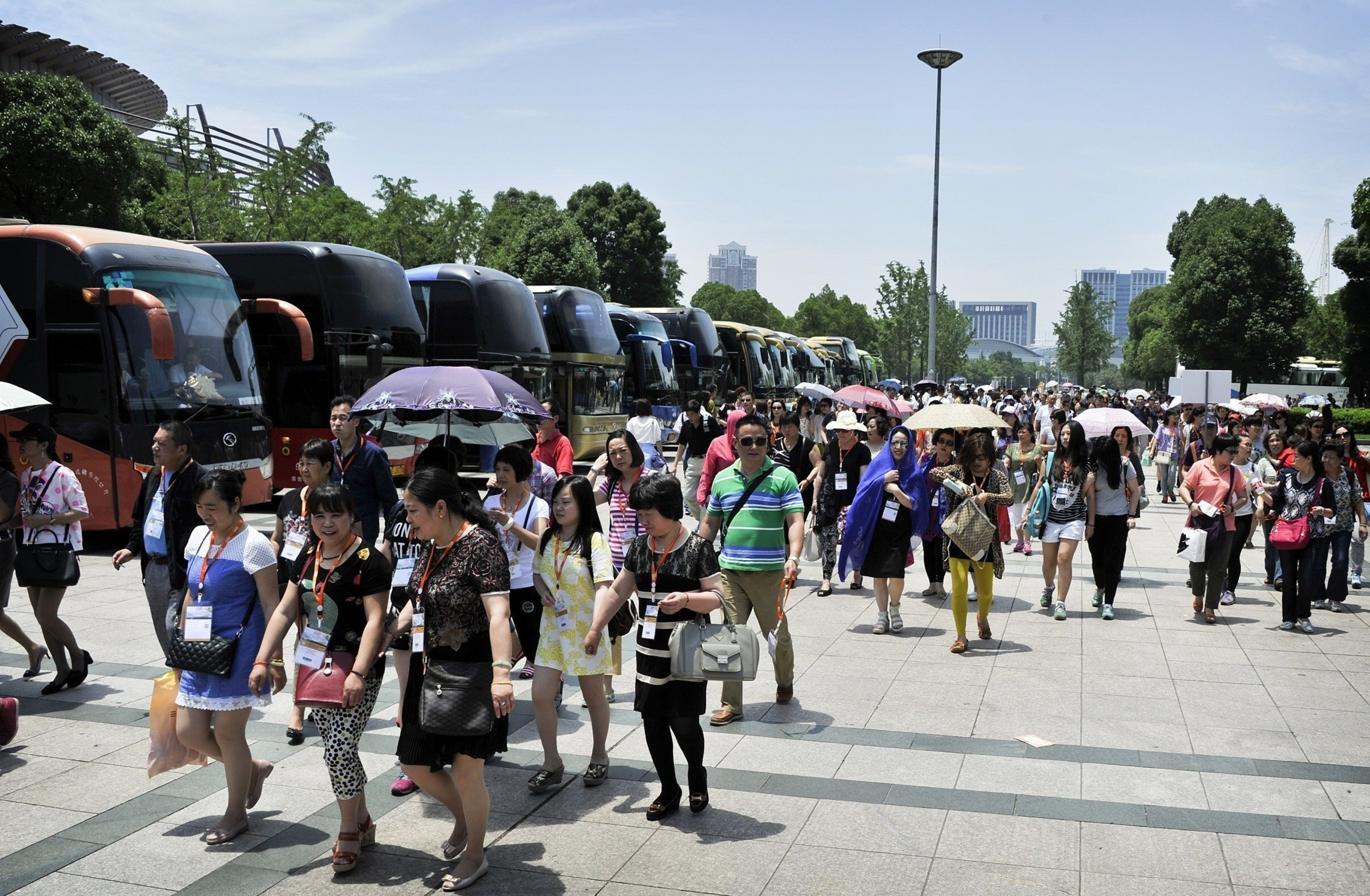 Yiwu Imported Commodities Fair 2015 končí úspechom - do nových obchodných transakcií bolo v