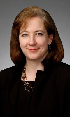 Energy Lawyer Elaine Walsh Joins Baker Botts L.L.P. As Partner in Washington Office.  (PRNewsFoto/Baker Botts L.L.P.)