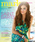mark. Launches Saint Barts Instant Vacation Collection with Lucy Hale. (PRNewsFoto/Avon Products, Inc.)