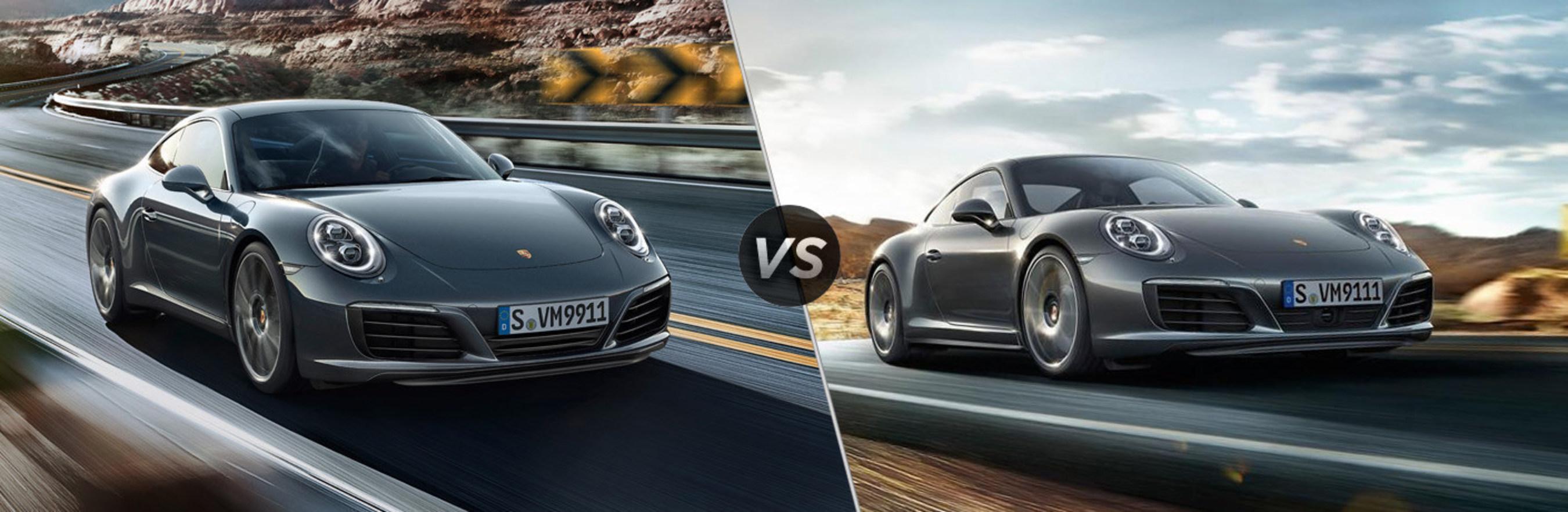 Loeber Motors explains key difference between two popular 2017 Porsche 911 models