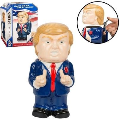 Donald Trump Inspired Beer Stein
