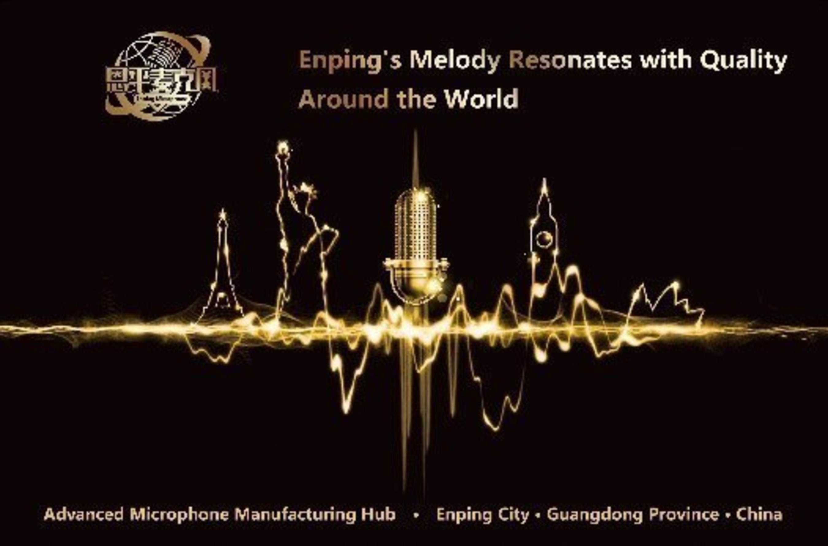 Enping Advanced Microphone Manufacturing Hub Gives Competitive Edge to Audio Equipment Industry in Pearl River Delta
