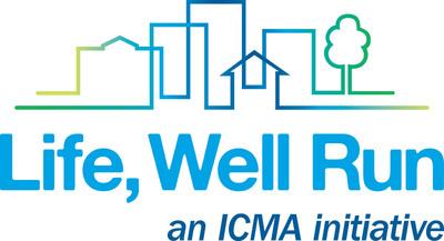 Life, Well Run is an ICMA initiative.  (PRNewsFoto/ICMA)