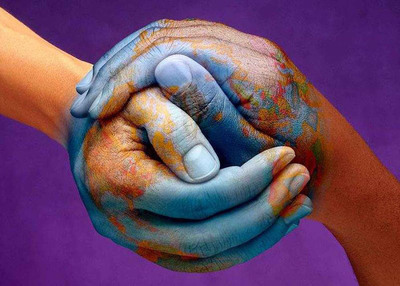 Hand in Hand, a world of insight.  (PRNewsFoto/Soul Journey Design Astrology & Human Design)