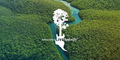 Rock in rio's project aims to reforest Amazon rainforest contributing to stop global warming.