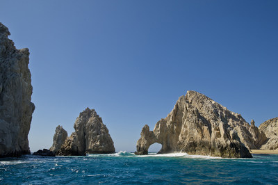 As part of Disney Cruise Line early 2018 itineraries, the Disney Wonder will sail to Cabo San Lucas, a Mexican destination famous for dramatic rock formations, white-sand beaches and sparkling turquoise waters. A total of seven Disney Wonder cruises departing from San Diego visit Baja and the Mexican Riviera. (Matt Stroshane, photographer)