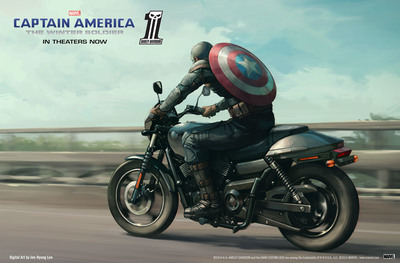 Harley-Davidson, Marvel Join Forces in National Search for Fan to Star in New Digital Franchise