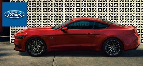 The Ford Mustang leads its class in terms of five-year cost of ownership, according to KBB.com. (PRNewsFoto/Toliver Ford)