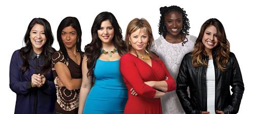 Habla Women Airs April 18 at 8pm/7c only on HBO Latino.  (PRNewsFoto/HBO Latino)