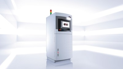 EOS M 100: System for Direct Metal Laser Sintering (DMLS) ® - Proven EOS Quality, Attractive Investment Volume