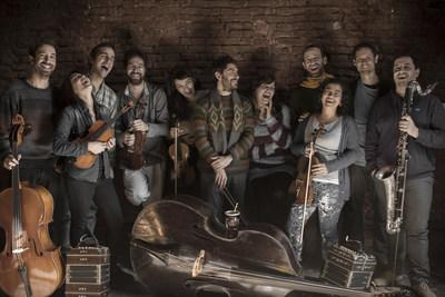 Orquesta Victoria Brings Argentine Tango to 9 California Cities