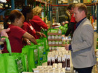 Meals packaged at Second Harvest Food Bank of the Metrolina