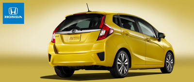 The fully restyled 2015 Honda Fit is now available at Metro Honda in Jersey City, N.J. (PRNewsFoto/Metro Honda)