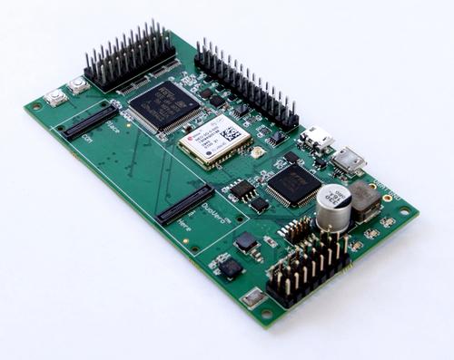 Gumstix Announces AeroCore(TM) Micro Aerial Vehicle Control System.  (PRNewsFoto/ Gumstix, Inc.)