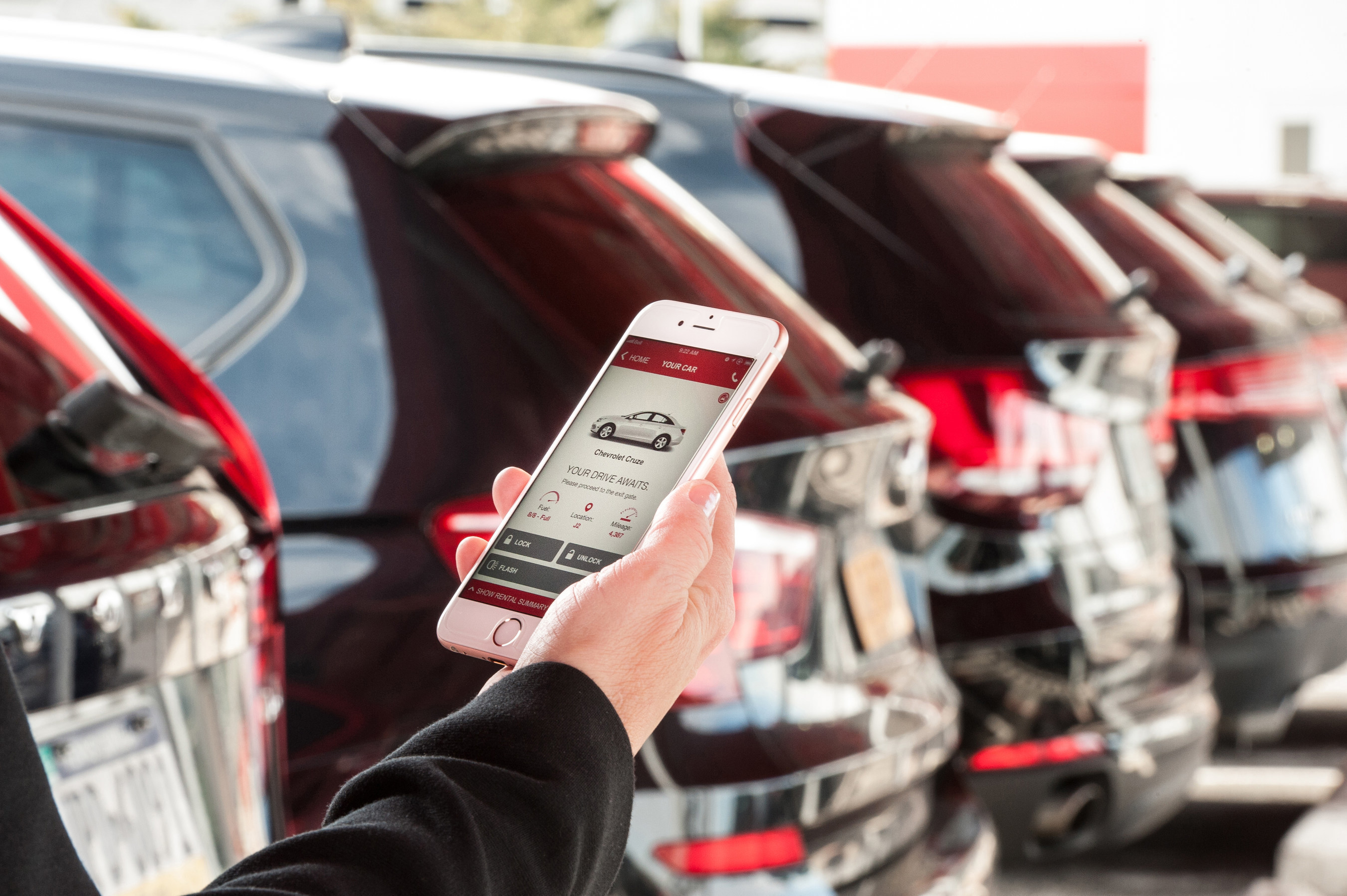 Avis Transforms Car Rental To Give Travelers Complete Control Of Their Experience Via Smartphone