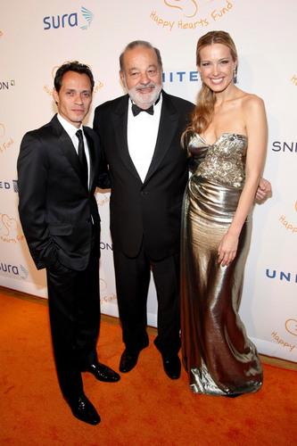 Petra Nemcova's Happy Hearts Fund Land of Dreams Gala: Mexico with Special Guest Carlos Slim &
