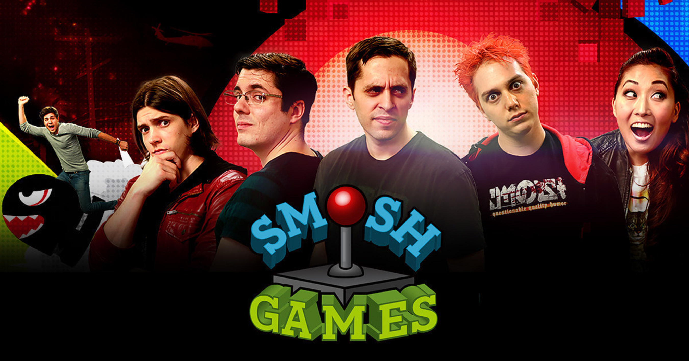 what happened to smosh games