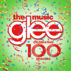 Glee: The Music Celebrating 100 Episodes Available March 25.  (PRNewsFoto/Columbia Records)