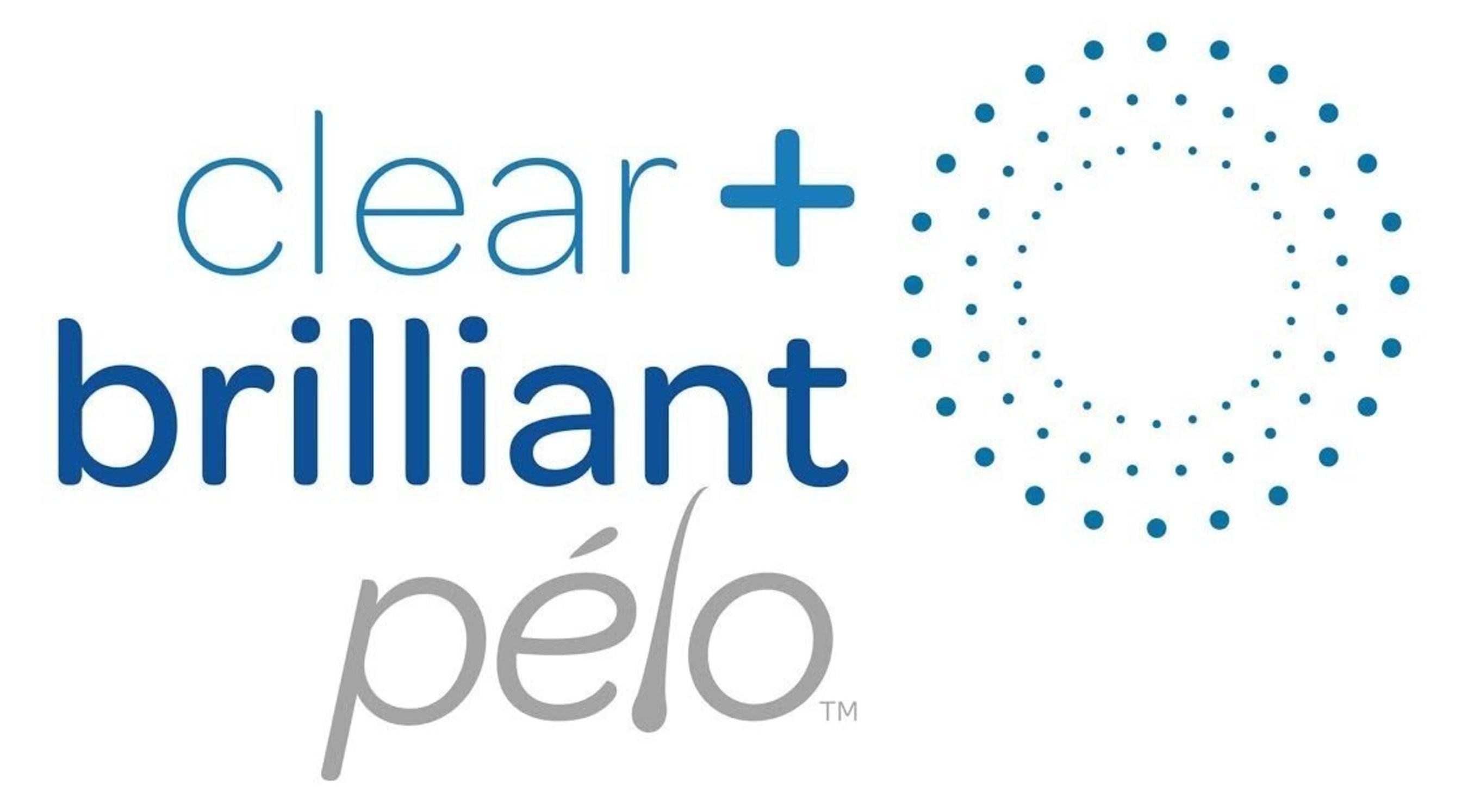 Clear + Brilliant pelo(TM) Logo