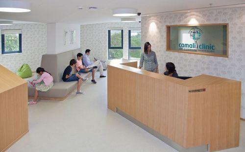 "Camali Clinic âeuro"" Child and Adolescent Mental Health Service, Dubai Healthcare City, Dubai (PRNewsFoto/Camali Clinic)"
