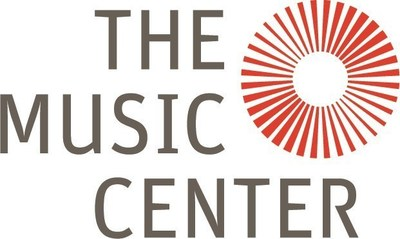 The Music Center Logo (PRNewsFoto/The Music Center)