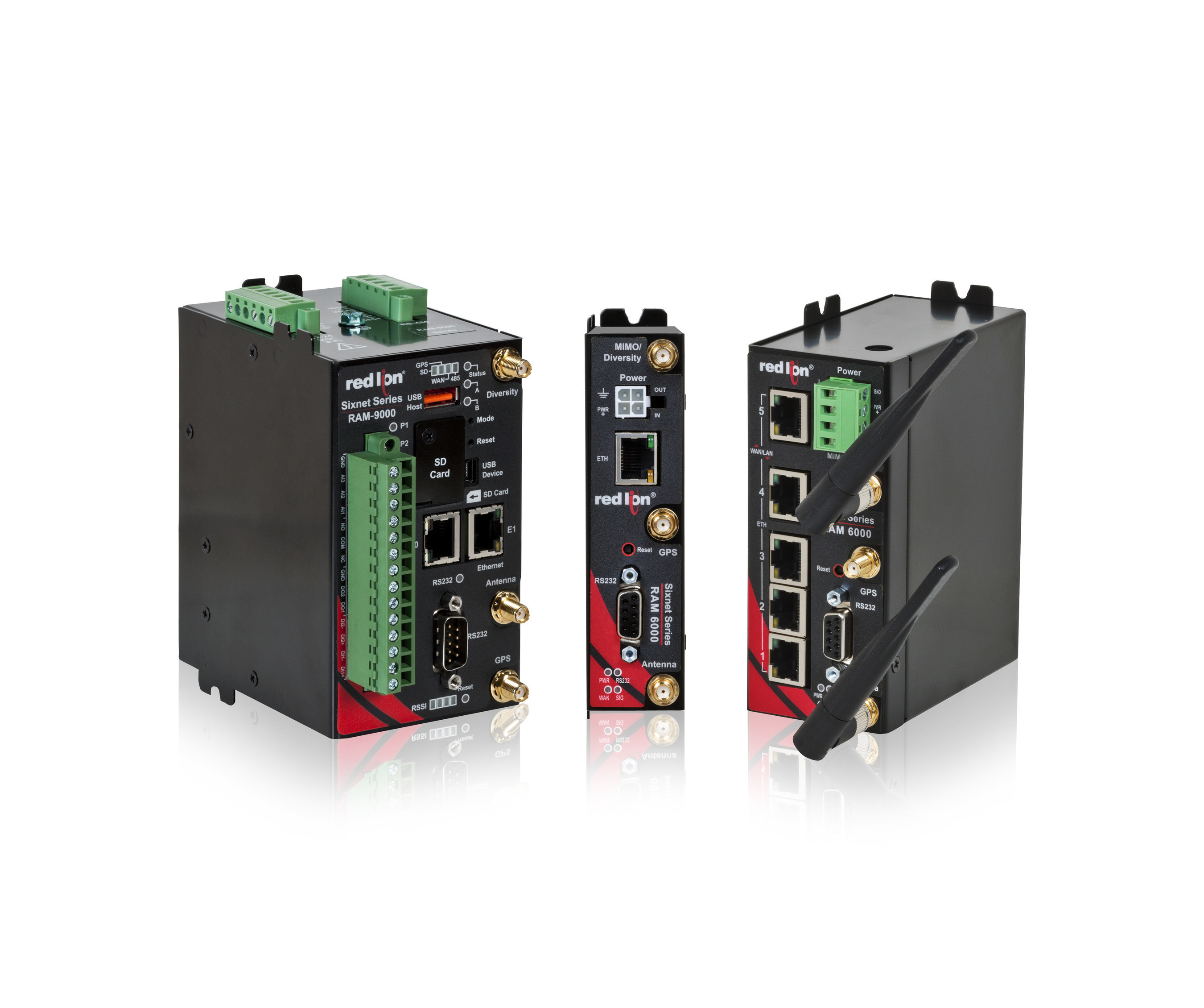 Red Lion's RAM cellular automation devices now offer 4G LTE multi-carrier support in North America.