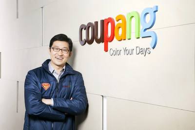 Bom Kim, CEO of Coupang
