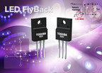 Toshiba has introduced a new lineup of ultra-efficient, high-speed, high-voltage MOSFETs for switching voltage regulator designs.