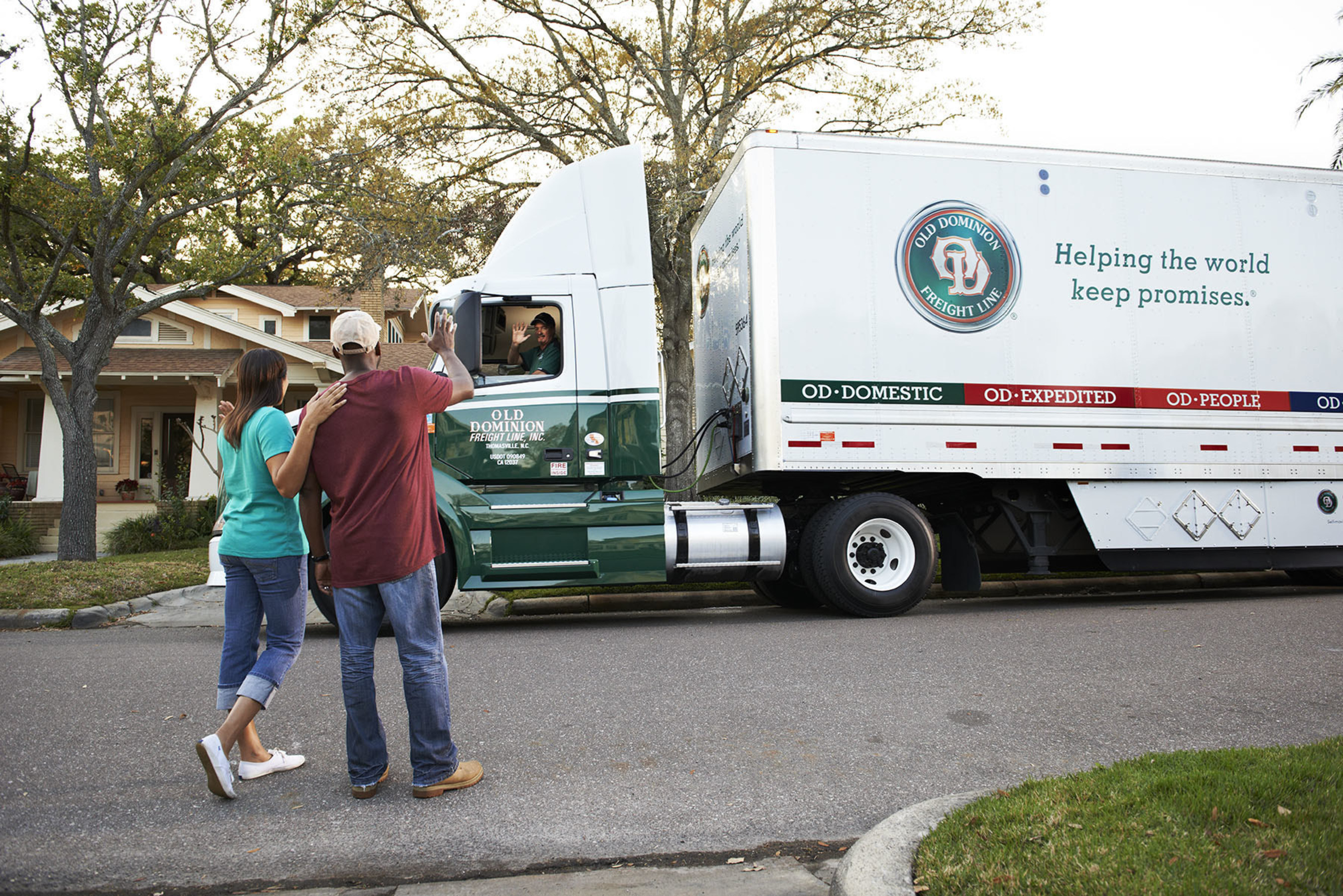 Old Dominion Freight Line Inc. Household Services