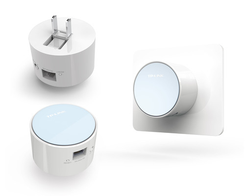 TP-LINK Debuts Tiny, Practical 'Halo' Mini Pocket Router