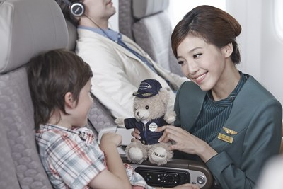 EVA Air scores as the World's 3rd Most Loved Airline in global SKYTRAX survey of travelers' flight experiences.