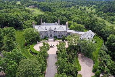 Woodland Manor in Brookline, Mass. on the market for $90 million
