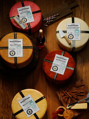 Sartori Cheese Announces Exclusive December Release of Limited Edition Cheese Gift Box.  (PRNewsFoto/Sartori Company)