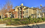 Exterior shot of Oakwood Raleigh at Brier Creek