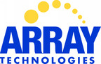 Array Technologies Logo.  (PRNewsFoto/Array Technologies, Inc.)