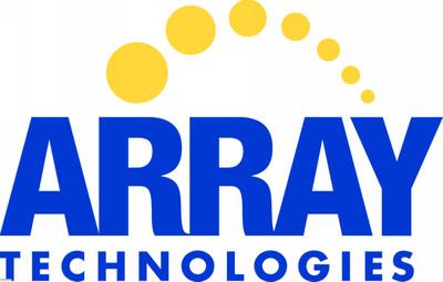 Array Technologies Logo. (PRNewsFoto/Array Technologies, Inc.) (PRNewsFoto/ARRAY TECHNOLOGIES_ INC_)