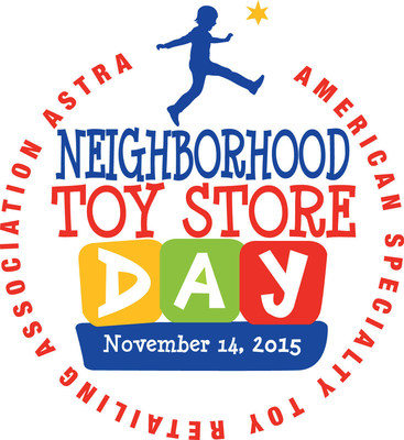 Sixth annual Neighborhood Toy Store Day celebrates the toy store next door -- and the unique selection it offers kids.