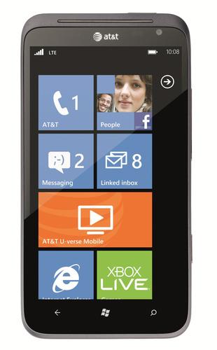 HTC Announces HTC TITAN II - HTC's First 4G LTE Windows Phone.  (PRNewsFoto/HTC Corp.)