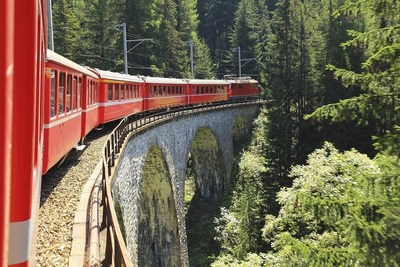 Win An Inspirational Trip To France And Switzerland With Rail Europe