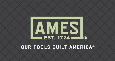 AMES(R) Reinvigorates Brand With New Logo, Colors and More (PRNewsFoto/The AMES Companies, Inc.)