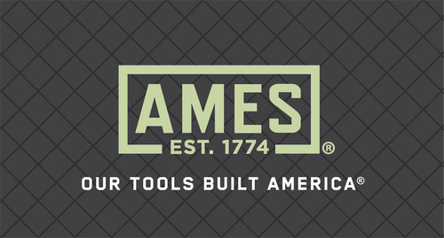 AMES(R) Reinvigorates Brand With New Logo, Colors and More (PRNewsFoto/The AMES Companies, Inc.)