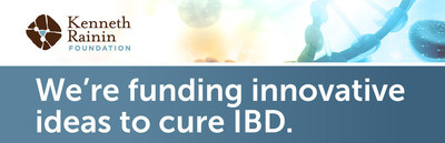 The Kenneth Rainin Foundation's Innovator Awards provide $100,000 grants for one-year proof of concept research projects that are potentially transformative to diagnosing, treating and curing Inflammatory Bowel Disease.