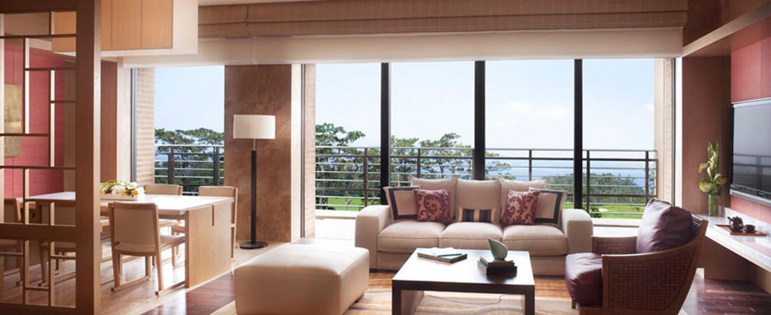 The Ritz-Carlton Hotel Company, L.L.C. Opens Its First Luxury Resort In Japan.  (PRNewsFoto/The Ritz-Carlton Hotel Company, L.L.C.)