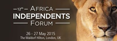 ITE Group Plc, Global Pacific & Partners host the 12th Africa Independents Forum 2015, London 26th-27th May