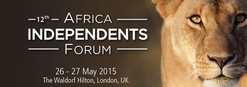 ITE Group Plc, Global Pacific & Partners host the 12th Africa Independents Forum 2015, London 26th-27th May ...