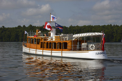 Bobby Genovese's Rambler Debuts Saturday August 9, 2014 at Muskoka Lakes Association Show, Port Carling, Ontario. Photo Credit: Tim Duvernet